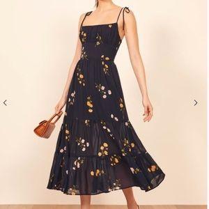 NWT Reformation Kealy Dress Princess Margaret